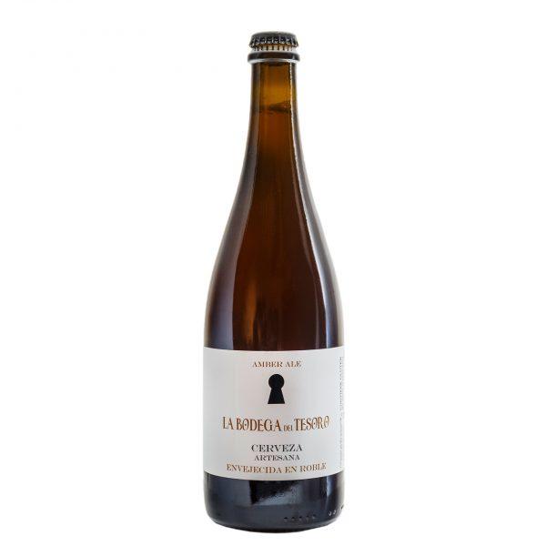 Beer. La Bodega del Tesoro. Aged in oak